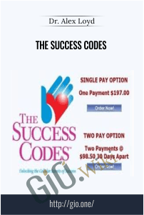 The Success Codes – Dr. Alex Loyd