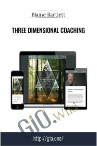 Three Dimensional Coaching – Blaine Bartlett