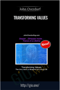 Transforming Values – John Overdurf