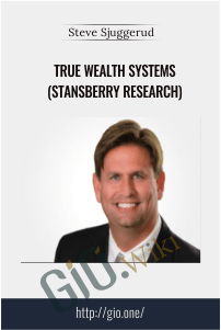 True Wealth Systems (Stansberry Research) – Steve Sjuggerud
