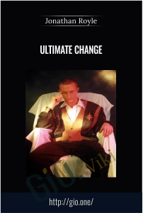 Ultimate Change –  Jonathan Royle