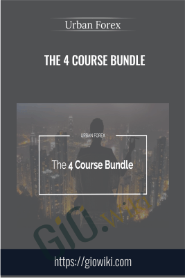 The 4 Course Bundle - Urban Forex