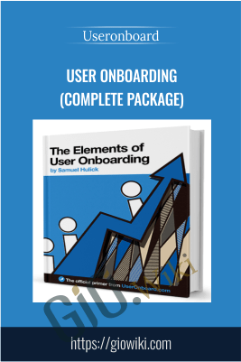 User Onboarding (complete package) – Useronboard