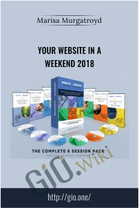 Your Website in a Weekend 2018