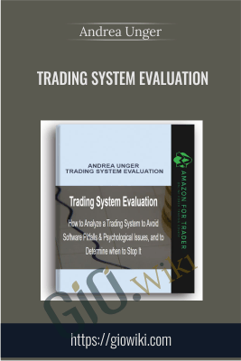 Trading System Evaluation - Andrea Unger