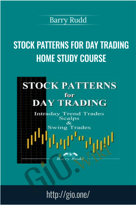 Stock Patterns for Day Trading Home Study Course – Barry Rudd