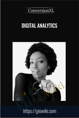 Digital analytics - ConversionXL