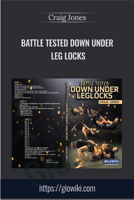 Battle tested down under leg locks - Craig Jones
