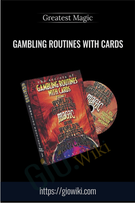 Gambling Routines with Cards - Greatest Magic