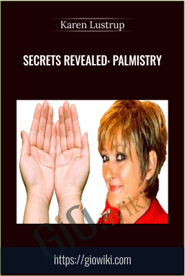 Secrets Revealed: Palmistry - Karen Lustrup