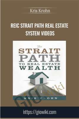 REIC Strait Path Real Estate System Videos - Kris Krohn