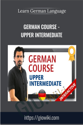 Learn German Language: German Course - Upper Intermediate - AbcEdu Online