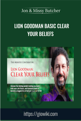 Clear Your Beliefs - Lion Goodman Basic
