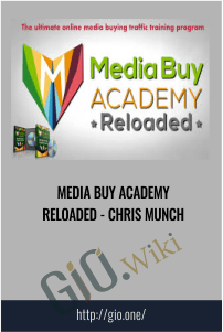 Media Buy Academy Reloaded - Chris Munch