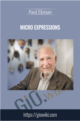 Micro Expressions – Paul Ekman