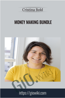 Money Making Bundle - Cristina Bold