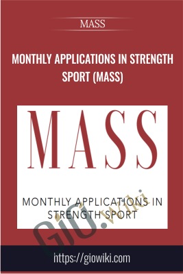 Monthly Applications in Strength Sport (MASS) - MASS