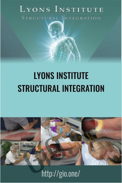 Structural Integration - Lyons Institute