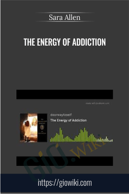 The Energy of Addiction - Sara Allen
