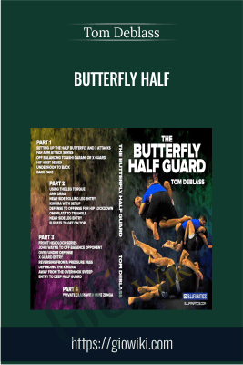 Butterfly Half - Tom Deblass