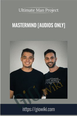 Mastermind [Audios Only] - Ultimate Man Project