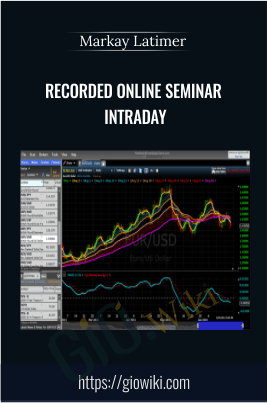Recorded Online Seminar Intraday - Markay Latimer