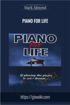 Piano For Life - Mark Almond