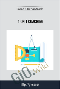 1 On 1 Coaching – Sarah Shecantrade