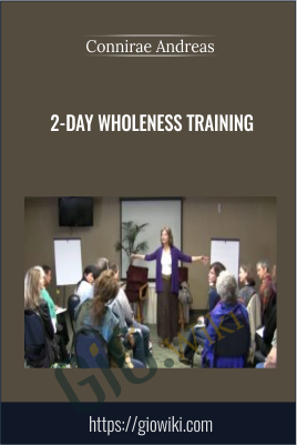 2-Day Wholeness Training - Connirae Andreas