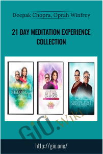 21 Day Meditation Experience Collection – Deepak Chopra, Oprah Winfrey