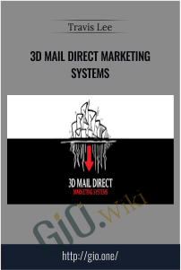 3D Mail Direct Marketing Systems – Travis Lee