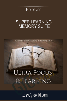 Super Learning Memory Suite - Holosync