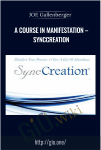 A Course in Manifestation – SyncCreation
