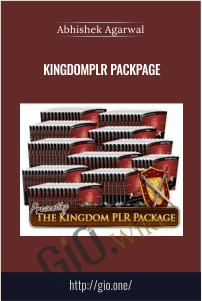KingdomPlr Packpage – Abhishek Agarwal