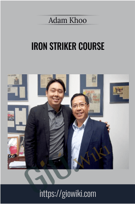 Iron Striker Course – Adam Khoo