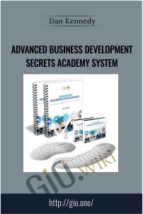 Advanced Business Development Secrets Academy System – Dan Kennedy