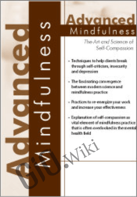 Advanced Mindfulness: The Art and Science of Self-Compassion - Tim Desmond