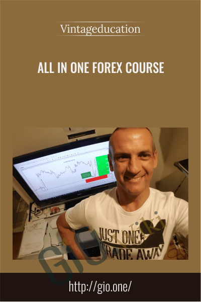 All in One Forex Course – VintagEducation