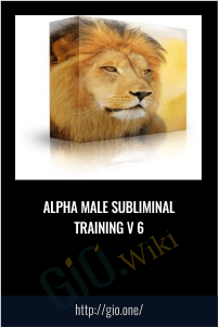 Alpha Male Subliminal Training V 6