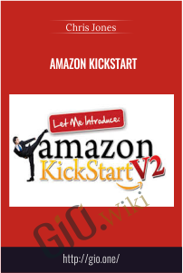 Amazon Kickstart - Chris Jones