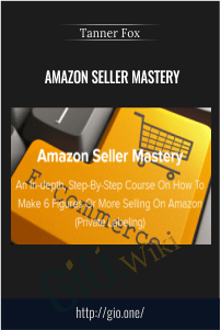 Amazon Seller Mastery – Tanner Fox