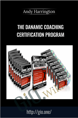 The DANAMIC Coaching Certification Program –  Andy Harrington