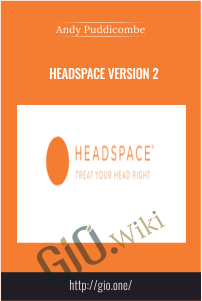 Headspace version 2 – Andy Puddicombe