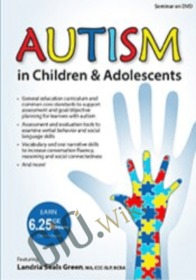 Autism in Children & Adolescents: Advancing Language for Conversation Fluency and Social Connections