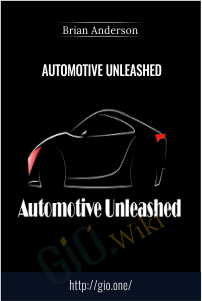 Automotive Unleashed – Brian Anderson