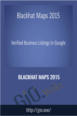 Blackhat Maps 2015