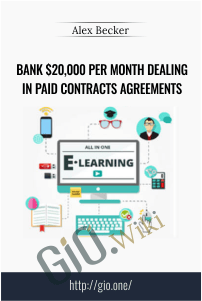 Bank $20,000 Per Month Dealing In Paid Contracts Agreements