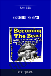 Becoming The Beast – Jack Ellis