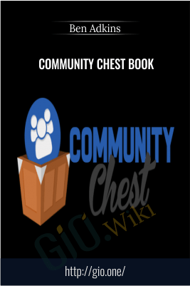 Community Chest Book –  Ben Adkins