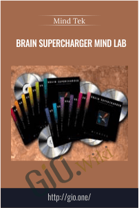 Brain Supercharger Mind Lab – Mind Tek